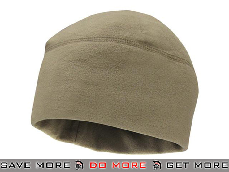 Condor Synthetic Microfleece Watch Cap - Coyote Head - Hats- ModernAirsoft.com