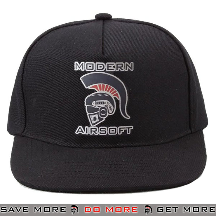 Modern Airsoft Hat (Black) Head - Hats- ModernAirsoft.com