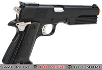 HFC M1911 Super Killer Long Barrel Airsoft Non-Blowback Gas Pistol - Black HFC- ModernAirsoft.com