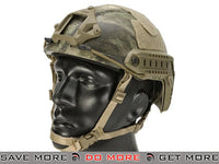 Emerson Bump Type Airsoft Helmet (MICH Ballistic Type / Advanced / Foliage Green) Head - Helmets- ModernAirsoft.com