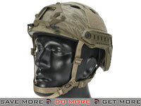 Emerson Airsoft Bump Helmet (PJ Type / Advanced / Kryptek Highlander) Head - Helmets- ModernAirsoft.com