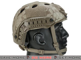 6mmProShop Airsoft Bump Helmet (PJ Type / Advanced / Kryptek Nomad) - Modern Airsoft