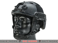 Emerson Airsoft Bump Helmet (PJ Type / Advanced / Kryptek Typhon) Head - Helmets- ModernAirsoft.com