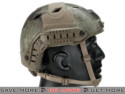 Emerson Tactical Airsoft Helmet Bump Type (BJ Type / Advanced / ATACS) Airsoft- ModernAirsoft.com