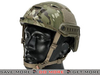Emerson Tactical Airsoft Helmet Bump Type (BJ Type / Advanced / Multicam) Airsoft- ModernAirsoft.com