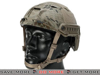 Emerson Tactical Airsoft Helmet Bump Type(BJ Type / Advanced / Kryptek Highlander) Airsoft- ModernAirsoft.com