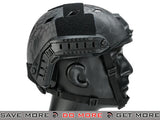 Emerson Tactical Airsoft Helmet Bump Type (BJ Type / Advanced / Kryptek Typhon) - Modern Airsoft
