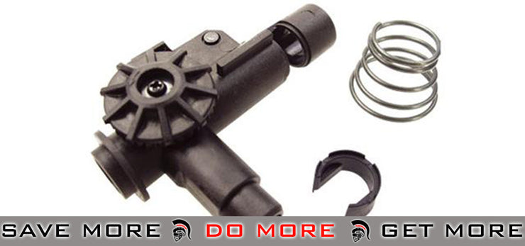 ICS Complete Hopup Assembly for M3 Grease Gun Series Airsoft AEG Hop-Up- ModernAirsoft.com