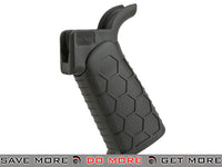 Hexmag Adjustable Angle Advanced Tactical Grip for AR / M4 / M16 Series Rifles - Black Motor / Hand Grips- ModernAirsoft.com