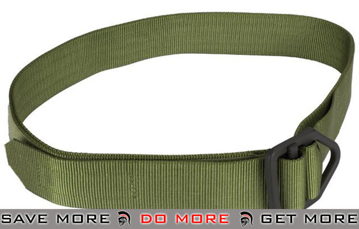 Condor Large / X-Large OD Green Instructor Belt Belts- ModernAirsoft.com