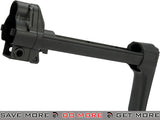 ICS Reinforced Retractable Stock for MP5 / Mod5 Series Airsoft AEG *Shop by Gun Models- ModernAirsoft.com