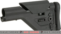 ICS UKSR Adjustable Sniper Rifle Stock for M4/M16 Series Airsoft AEGs - Black Stocks- ModernAirsoft.com