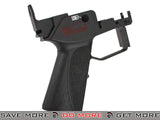 ICS Lower Receiver for G33 Series Airsoft AEG Rifles - Black Motor / Hand Grips- ModernAirsoft.com
