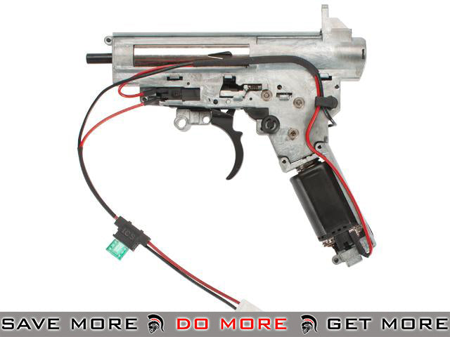 ICS Complete Ver.3 Gearbox for G33 Series Airsoft AEG Rifles Gearbox- ModernAirsoft.com