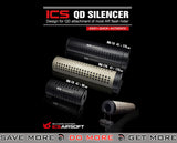 ICS Stubby QD Type Mock Barrel Extension for M4 / M16 Series Airsoft AEG Mock Silencer- ModernAirsoft.com