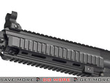 G&G Top Tech Blowback TR4-18 Long Carbine Full Metal Airsoft AEG Rifle - Black G&G Blowback- ModernAirsoft.com