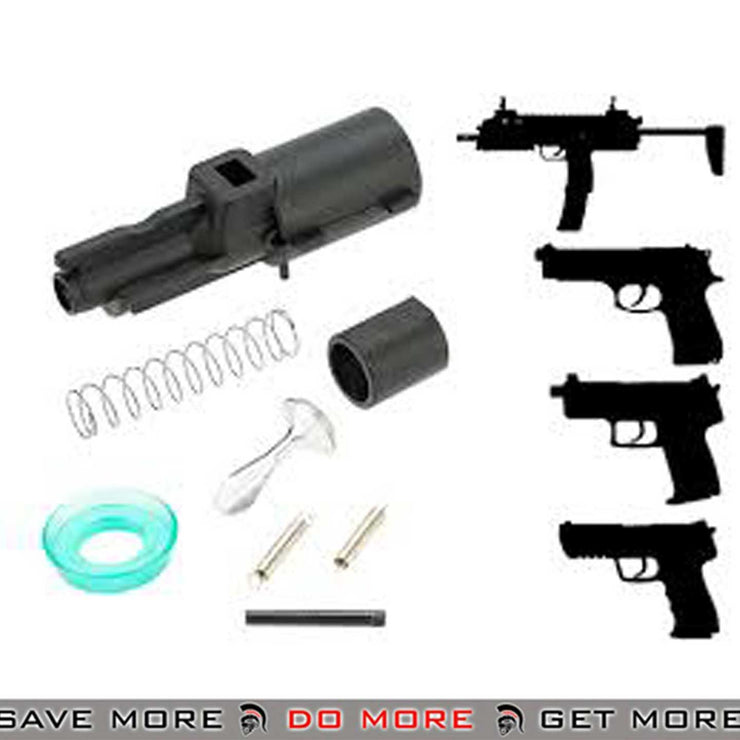 Elite Force Airsoft Gas Gun Rebuild Kit (HK & USP)