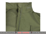 Condor Summit Soft Shell Jacket (Tan / Large) Jackets / Sweaters / Hoodies- ModernAirsoft.com