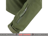 Condor Summit Soft Shell Jacket (OD Green / Large) Jackets / Sweaters / Hoodies- ModernAirsoft.com