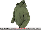 Condor Summit Zero Lightweight Soft Shell Jacket (OD Green / X-Large) Jackets / Sweaters / Hoodies- ModernAirsoft.com