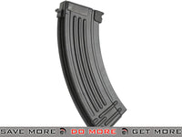 Matrix 150rd Full Metal Mid-cap No Winding Magazine for AK Series Airsoft AEG Electric Gun Magazine- ModernAirsoft.com