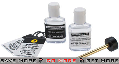 Airsoft Innovations Oil Pump Propane Bottle Lube Kit Airsoft Gas & Co2- ModernAirsoft.com