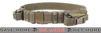 Condor Tan Tactical Pistol Belt Belts- ModernAirsoft.com