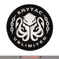 Krytac Embroidered Hook and Loop Morale Patch