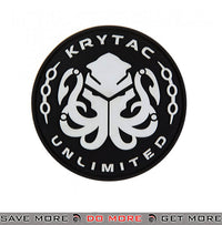 Krytac PVC Hook and Loop Morale Patch