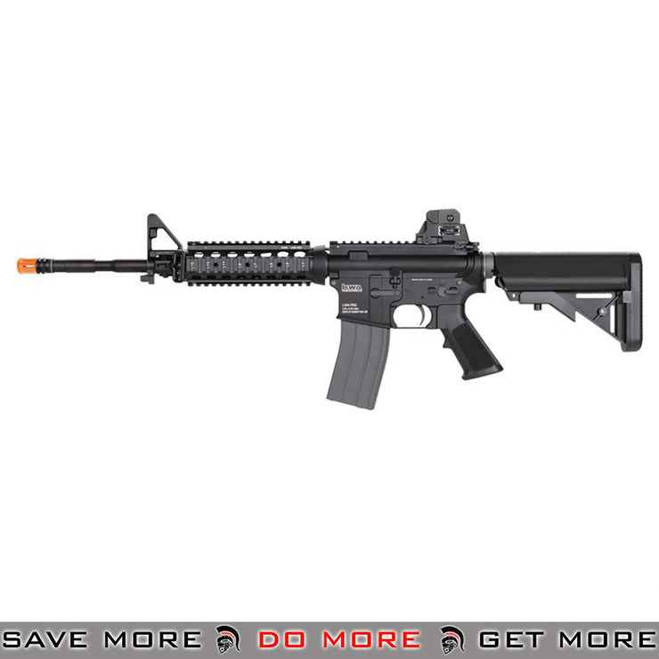 KWA Airsoft LM4 RIS PTR Gas Blowback GBB Airsoft Rifle