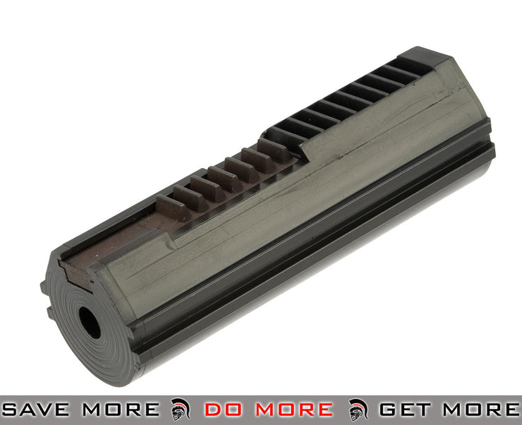 Prometheus Polymer Body Hardened AEG Piston with Seven Metal Teeth Pistons- ModernAirsoft.com