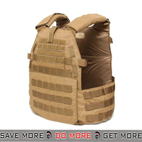 LBX Tactical Modular Plate Carrier Coyote Brown