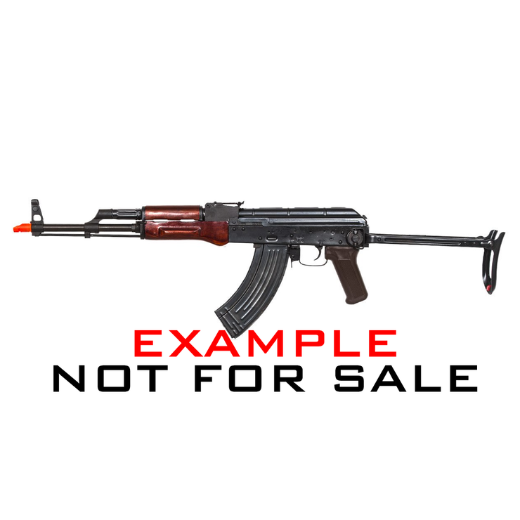 (Used) AK-47 Gas Blowback - ModernAirsoft.com