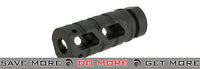 "ICS ""Raider"" Flash Hider / Muzzle Brake for Airsoft Rifles - 14mm Negative Flash Hiders- ModernAirsoft.com"