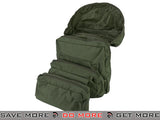 Condor OD Green Tactical Fold Out Medical Bag OD / Green Pouches- ModernAirsoft.com
