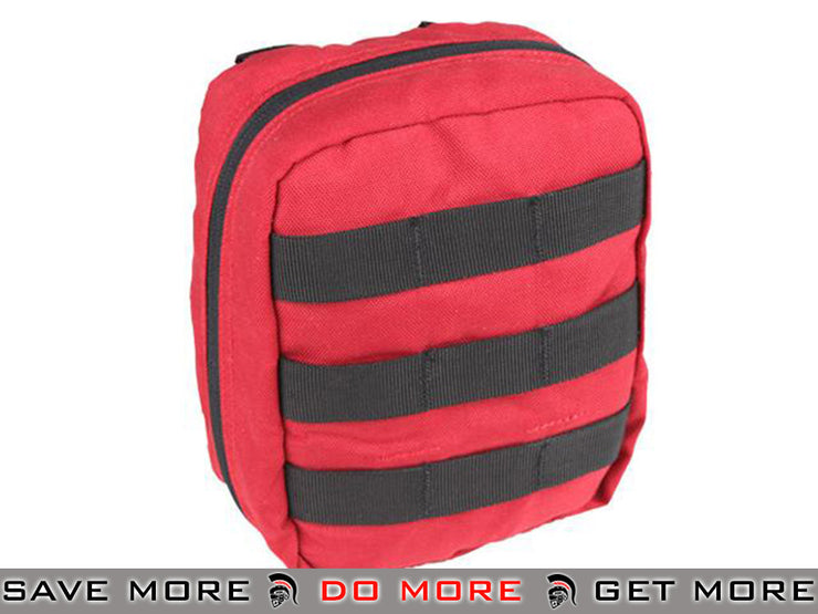 Condor Red MOLLE Ready Tactical EMT Pouch Others / Pouch Accessories- ModernAirsoft.com