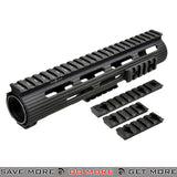 "Madbull VTAC Extreme Battle Rail (Black / 9"")"