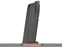 VFC 24rd Magazine for M&P 9 Full Size Airsoft GBB Pistol - Black Gas Gun Magazine- ModernAirsoft.com