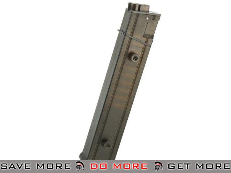Angel Custom Single AP10 48rd Std. Cap. Straight Style Magazine for MP5 Series AEG Electric Gun Magazine- ModernAirsoft.com