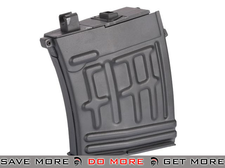 AIM Top SVD Gas Powered 22rd Magazine for Airsoft GBB Rifles Sniper Rifle Magazine- ModernAirsoft.com
