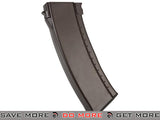 CYMA 500rd Polymer Hi-Cap Magazine for AK Series Airsoft AEG Rifles (Plum) Electric Gun Magazine- ModernAirsoft.com