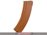 Matrix 180rd Mid Capacity Polymer RPK Magazine for AK Series Airsoft AEG Rifles - Bakelite Electric Gun Magazine- ModernAirsoft.com
