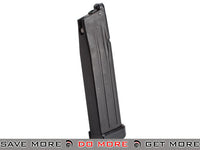 IPSC Spec. Edition 38rd Gas Magazine for WE Tokyo Marui KJW Hi-Capa Series Airsoft GBB Gas Gun Magazine- ModernAirsoft.com