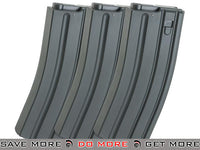 KWA ST60 30/60rd ERG Magazines for KWA Airsoft Electric Recoil Rifles - Grey (3 Pack) Electric Gun Magazine- ModernAirsoft.com
