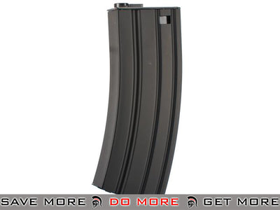"CYMA 190rd ""Delta"" Metal Mid-Cap Magazine for M4 M16 Series Airsoft AEG Rifles Electric Gun Magazine- ModernAirsoft.com"