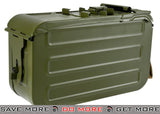 Matrix 5000rd Steel Box Magazine for PKM / HMG Series Airsoft AEG Machine Gun Electric Gun Magazine- ModernAirsoft.com