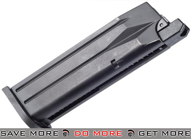 Spare 25 Round Magazine For Bulldog 3PX4 PX4 Airsoft Gas Blowback by Tokyo Marui / WE Gas Gun Magazine- ModernAirsoft.com