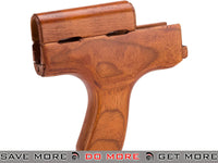 Matrix Romania Type Real Wood AK Handguard w/ Vertical Grip Kit Vertical Grips- ModernAirsoft.com