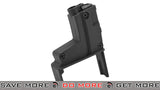 ICS Magazine Adapter for ICS Adaptive Airsoft AEG Drum Magazine - MP5 / Black Electric Gun Magazine- ModernAirsoft.com