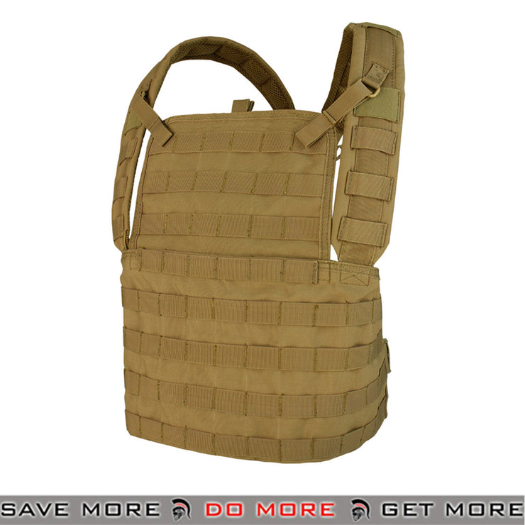 Condor Tactical Modular Chest Rig Type I MCR1 (Coyote Brown)